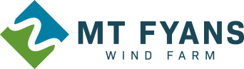 Mt Fyans Wind Farm Logo